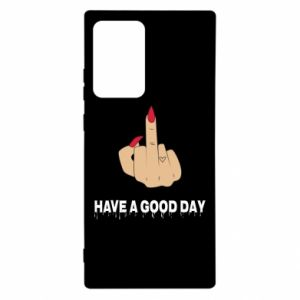 Etui na Samsung Note 20 Ultra Have a good day
