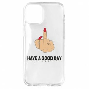 Etui na iPhone 12 Mini Have a good day