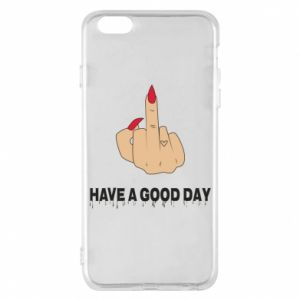 Etui na iPhone 6 Plus/6S Plus Have a good day