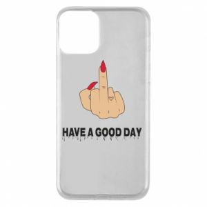 Etui na iPhone 11 Have a good day