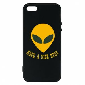Etui na iPhone 5/5S/SE Have a nice stay