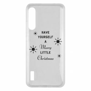 Xiaomi Mi A3 Case Have yourself a merry little Christmas