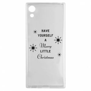 Sony Xperia XA1 Case Have yourself a merry little Christmas