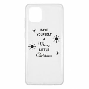 Samsung Note 10 Lite Case Have yourself a merry little Christmas