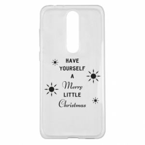 Nokia 5.1 Plus Case Have yourself a merry little Christmas