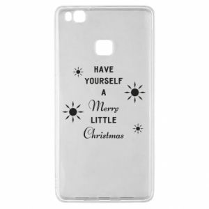 Huawei P9 Lite Case Have yourself a merry little Christmas