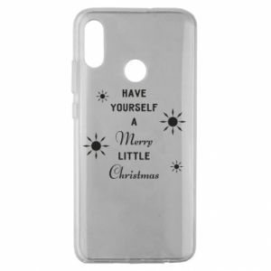 Huawei Honor 10 Lite Case Have yourself a merry little Christmas