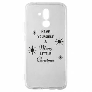 Huawei Mate 20Lite Case Have yourself a merry little Christmas