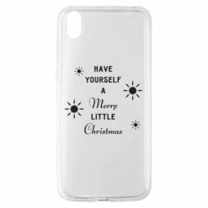 Huawei Y5 2019 Case Have yourself a merry little Christmas