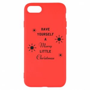 iPhone SE 2020 Case Have yourself a merry little Christmas