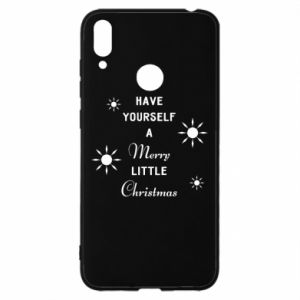 Etui na Huawei Y7 2019 Have yourself a merry little Christmas