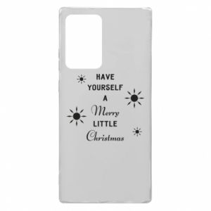 Etui na Samsung Note 20 Ultra Have yourself a merry little Christmas