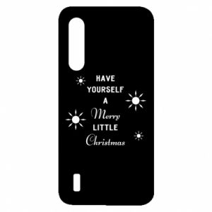 Etui na Xiaomi Mi9 Lite Have yourself a merry little Christmas