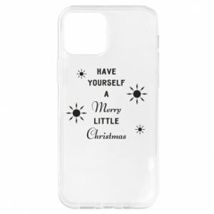 Etui na iPhone 12/12 Pro Have yourself a merry little Christmas
