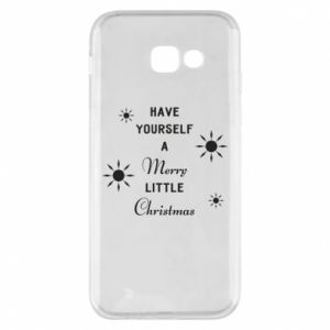 Samsung A5 2017 Case Have yourself a merry little Christmas