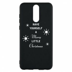 Huawei Mate 10 Lite Case Have yourself a merry little Christmas