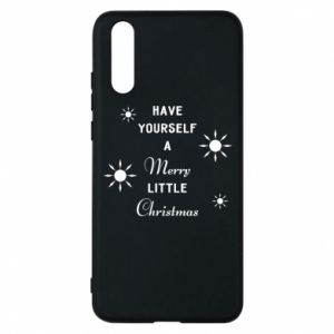 Huawei P20 Case Have yourself a merry little Christmas