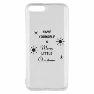 Xiaomi Mi6 Case Have yourself a merry little Christmas