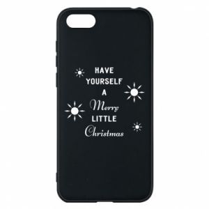 Huawei Y5 2018 Case Have yourself a merry little Christmas