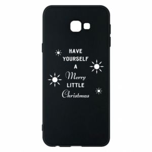 Samsung J4 Plus 2018 Case Have yourself a merry little Christmas