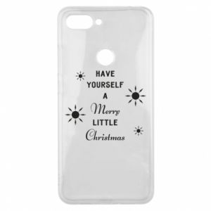 Xiaomi Mi8 Lite Case Have yourself a merry little Christmas