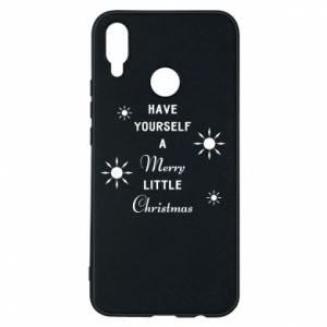 Huawei P Smart Plus Case Have yourself a merry little Christmas
