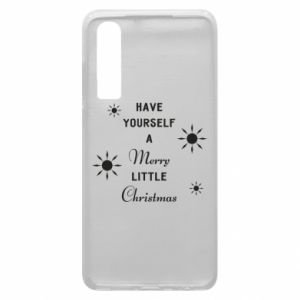 Huawei P30 Case Have yourself a merry little Christmas