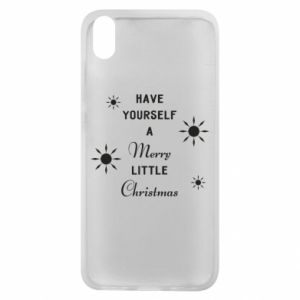 Xiaomi Redmi 7A Case Have yourself a merry little Christmas