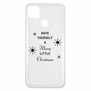 Xiaomi Redmi 9c Case Have yourself a merry little Christmas
