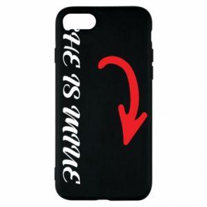 iPhone SE 2020 Case He's mine