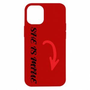 iPhone 12 Mini Case He's mine