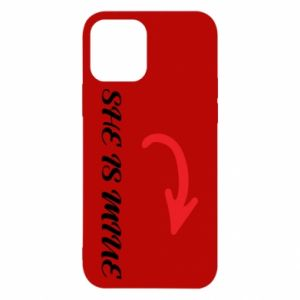 iPhone 12/12 Pro Case He's mine