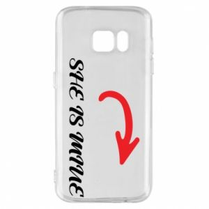 Phone case for Samsung S7 He's mine
