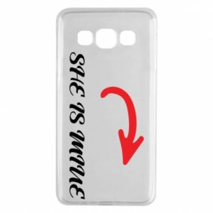 Samsung A3 2015 Case He's mine