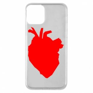 Etui na iPhone 11 Heart abstraction