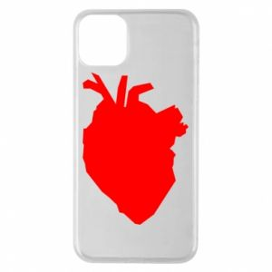 Etui na iPhone 11 Pro Max Heart abstraction