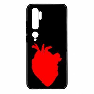 Etui na Xiaomi Mi Note 10 Heart abstraction