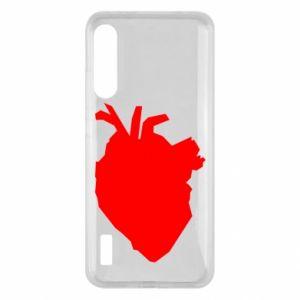 Etui na Xiaomi Mi A3 Heart abstraction