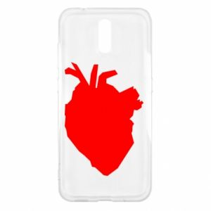 Etui na Nokia 2.3 Heart abstraction