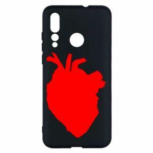 Etui na Huawei Nova 4 Heart abstraction