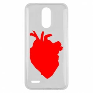 Etui na Lg K10 2017 Heart abstraction