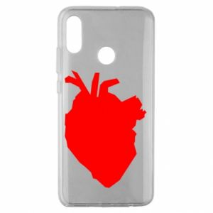 Etui na Huawei Honor 10 Lite Heart abstraction