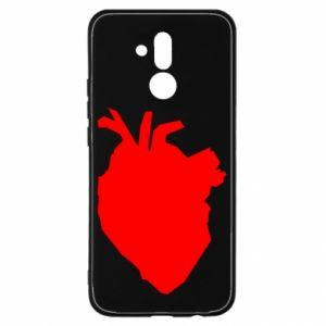 Etui na Huawei Mate 20 Lite Heart abstraction