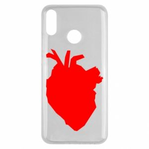 Etui na Huawei Y9 2019 Heart abstraction