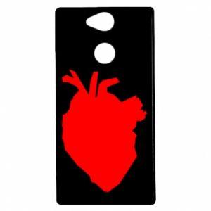Etui na Sony Xperia XA2 Heart abstraction