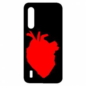Etui na Xiaomi Mi9 Lite Heart abstraction