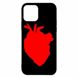 Etui na iPhone 12/12 Pro Heart abstraction