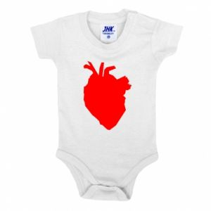 Body dziecięce Heart abstraction