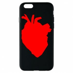 Etui na iPhone 6/6S Heart abstraction