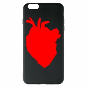 Etui na iPhone 6 Plus/6S Plus Heart abstraction
